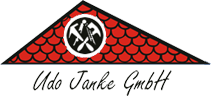 The logo for Dachdeckerbetrieb Udo Janke GmbH